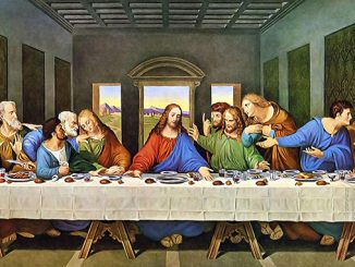 Chapter V. – Last supper. First Christian gay marriage